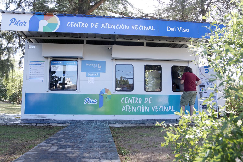 Centro de Atención Vecinal